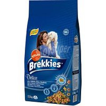 Brekkies Affinity  Delice de pescado 1,5 kg