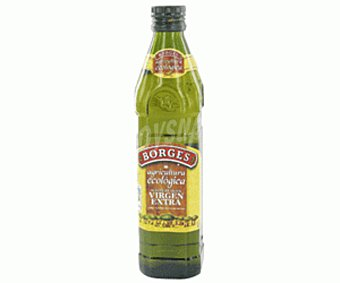 BORGES aceite de oliva virgen extra ecológico  botella 500 ml