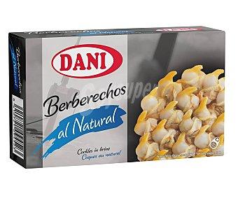 Dani Berberecho Serie Oro Lata 63 g