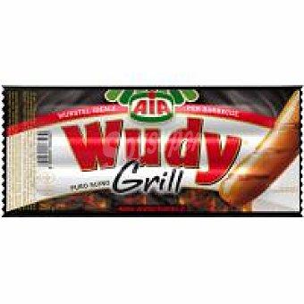 AIA Wudy Salchichas de Pollo Envase 250 gr