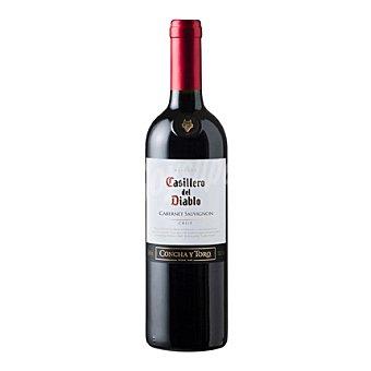 Casillero del Diablo Vino chileno Cabernet Sauvignon tinto 75 cl