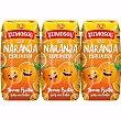 Zumo de naranja exprimida pack 3 envases 200 ml Zumosol