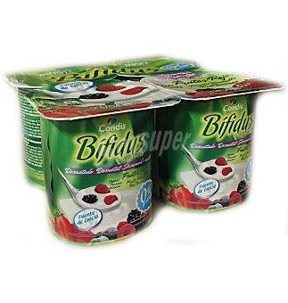 Condis Yogur bif.f.rojos 0% 4 UNI