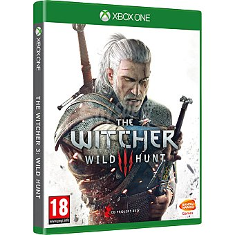 XBOX ONE Videojuego The Witcher 3: Wild Hunt Day One Edition para Xbox One