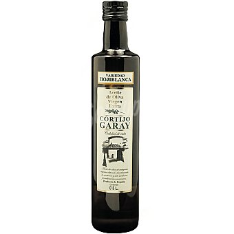 Cortijo garay Aceite de oliva virgen extra Botella 500 ml