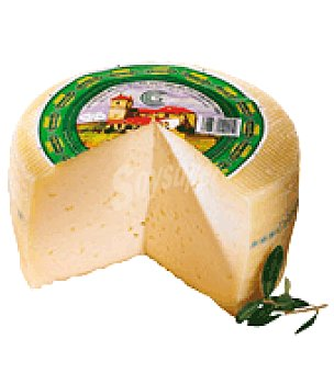 Camporreal Queso semicurado 375.0 g.
