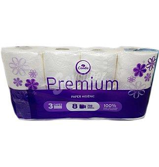 Condis Papel higienico 3 capas 8 UNI