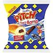 Pitch Choco Barra pan de leche relleno de una barra de chocolate bolsa 155 g 4 unidades Pasquier