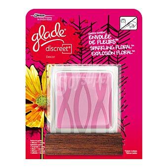 Glade Discreet Ambientador  de frutas rojas 1 ud