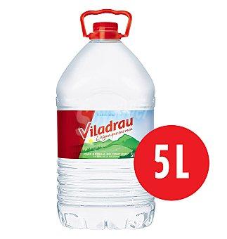 Viladrau Nestlé Agua mineral Garrafa de 5 litros