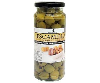 Escamilla Aceituna manzanilla deshuesada sabor anchoa 150 g