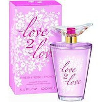 LOVE 2 LOVE Colonia Pink 100 ml