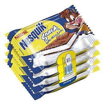 Nesquik Nestlé Snack de leche 4 x 26 g