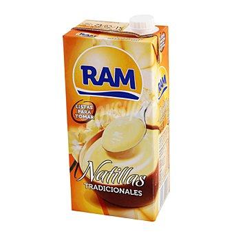 Ram Natillas Brik 1 litro