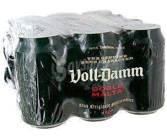 Voll-damm Cerveza Pack 12x33 cl