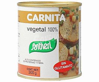 Santiveri Carnita preparado vegetal 300 gramos