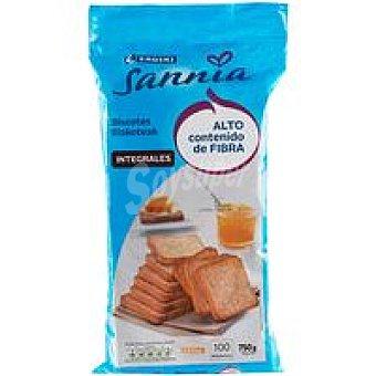 Eroski Sannia Biscotte integral Paquete 750 g