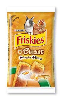 Purina Friskies Bizcocho con Huevo para roedores 30 gr