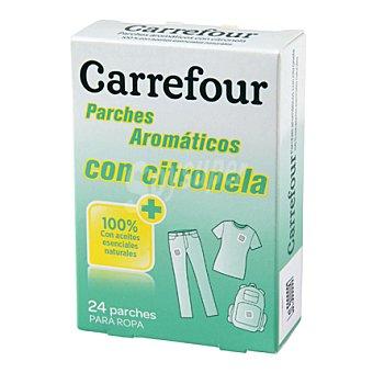 Carrefour Parches aromáticos con citronela 24 unidades