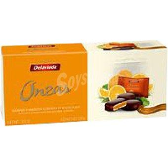 Delaviuda Onzas de naranja Caja 150 g