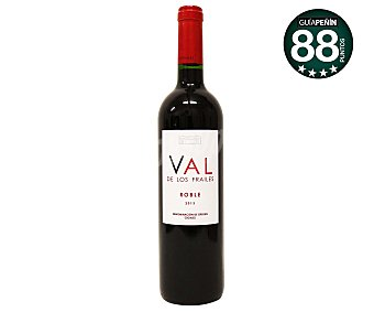 Valdelosfrailes Vino tinto roble con denominación de origen Cigales Botella de 75 cl