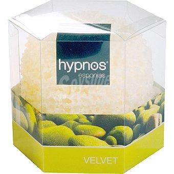 Hypnos Esponja de baño Velvet Bolsa 1 unidad
