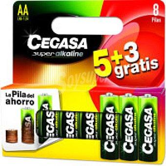 Cegasa Pilas Lr6 5+3 Gratis