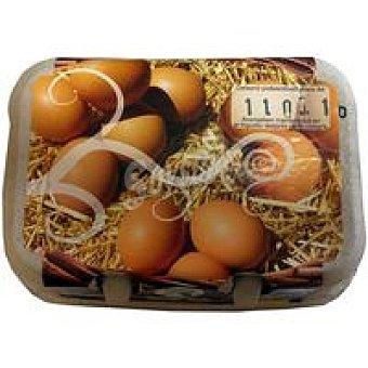 Granja gaia Huevos L cartón 6 unid.