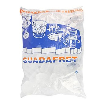 Guadafret Hielo bolsa Bolsa de 2 Kg
