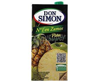 Don Simón Zumo de piña-uva Brik 1 litro