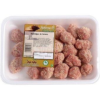XATA ROXA Albondigas de ternera asturiana bandeja 500 g Bandeja 500 g