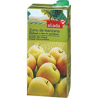 Aliada Zumo de manzana elaborado a base de concentrado Envase 1 l
