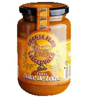 Valsequillo Dulce leche c/canela granja flor 420 g