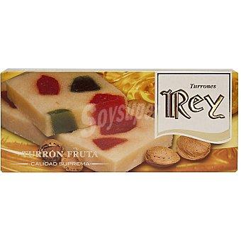 REY Turrón de frutas Suprema Tableta 200 g