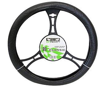 CAR FACTORY Cubre volante universal de color negro 1 unidad