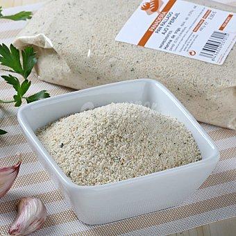 Carrefour Pan rallado con ajo y perejil 1 ud