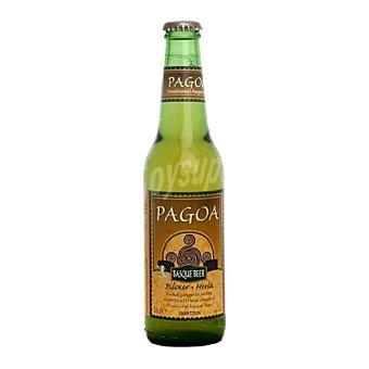 Pagoa Cerveza vasca 33 cl