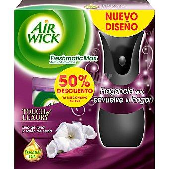 AIR WICK FRESH MATIC Max Ambientador automático lirio de Luna aparato + recambio precio especial