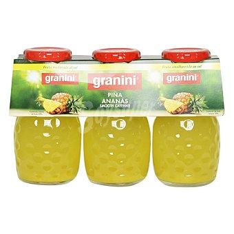 Granini Nectar de piña Pack 3 botellas x 20 cl