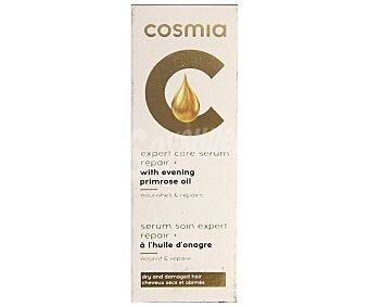 Cosmia Tratamiento capilar sin aclarado, reparador y nutritivo, para cabellos seco o dañado 50 ml