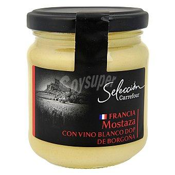 Carrefour Mostaza de Borgoña selección 210 g
