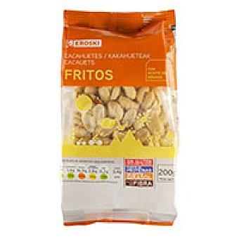 Eroski Cacahuetes fritos Bolsa 200 g