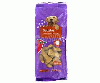 Auchan Galletas Saladas Sabor a Hígado 90g