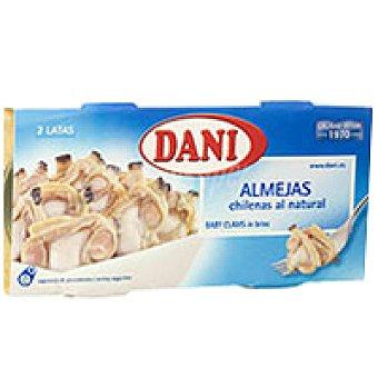 Dani Almeja de Chile Pack 2x60 g