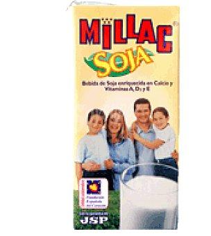 Millac Preparado lácteo soja Brick de 1 l