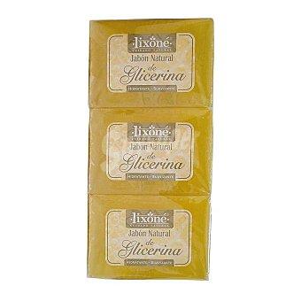 Lixone Jabón glicerina natural 375 g