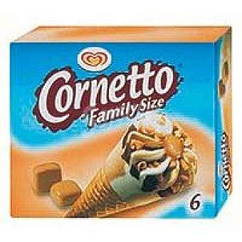 Frigo Cornetto Corneto Caramelo X 6