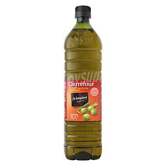 Carrefour Aceite de oliva virgen extra variedad Arbequina Botella de 1 l