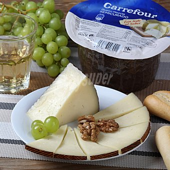 CARREFOUR Queso mini semicurado 900 g