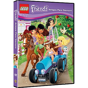 LEGO Friends en DVD